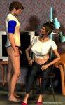 fm retro spanking