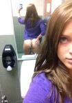 I like to switch. Okay, I like to be spanked.
