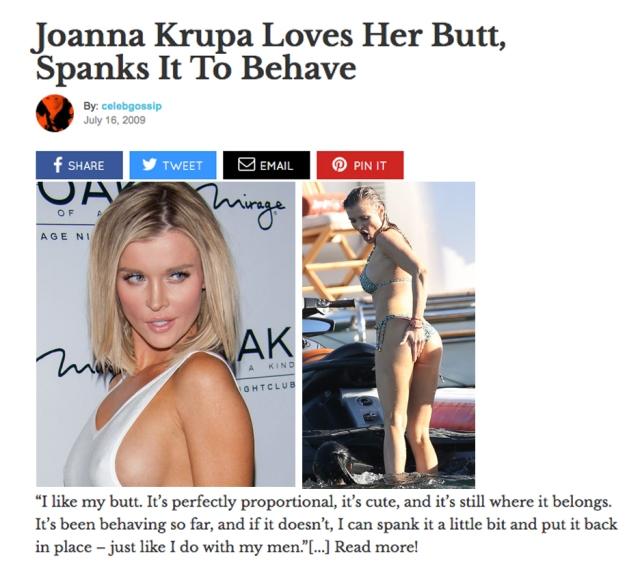 krupa news
