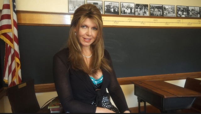 Ah, Cynthia as a teacher!