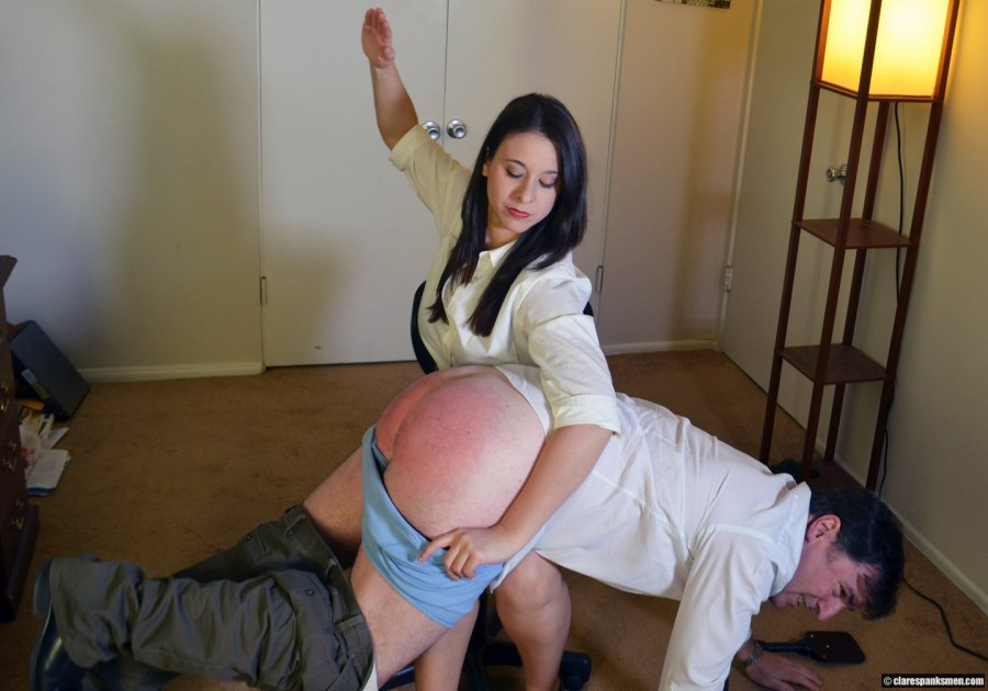 Authoritative Watched spank f m apologise, but